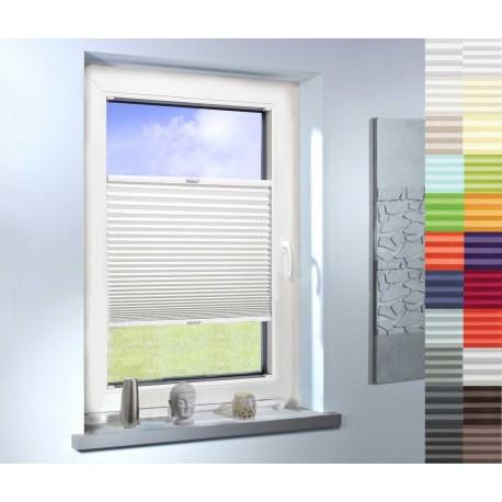 Plissee nach Maß, hochqualitative Wertarbeit, für Fenster und Türen