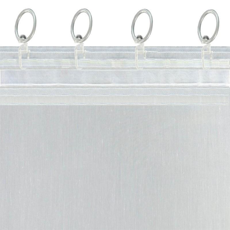 hochqualitative voile batist gardine nach ma inklusive faltenband. Black Bedroom Furniture Sets. Home Design Ideas
