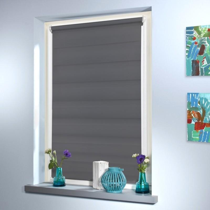 hochqualitative voile gardine nach ma sch ner farbverlauf. Black Bedroom Furniture Sets. Home Design Ideas