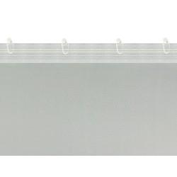 "Gardine nach Maß ""Aqua"",  Hauptbild, Silber"