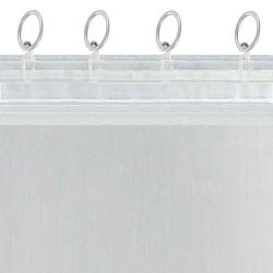 Dreher Sablé Store Gardinen nach Maß, Kräuselband, weiß, Hauptbild