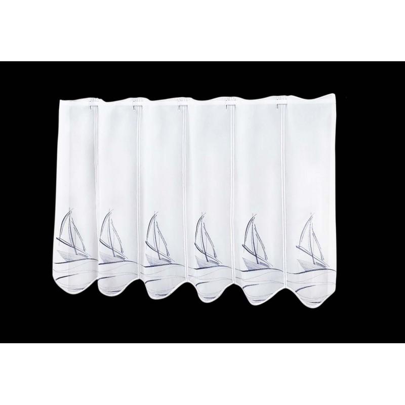 hochqualitative voile store gardine nach ma inklusive faltenband. Black Bedroom Furniture Sets. Home Design Ideas