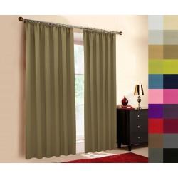 "Vorhang nach Maß, Design: ""Siena"", 50 - 330 cm Höhe, 145 cm Breite"
